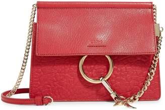 Chloé Mini Faye Chain Shoulder Bag