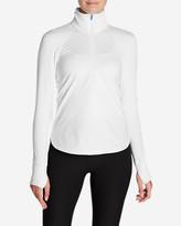 Eddie Bauer Women's Crossover Fleece 1/4-Zip