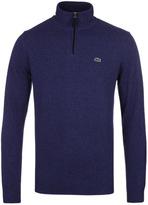 Lacoste Cascade Marine New Wool Sweater