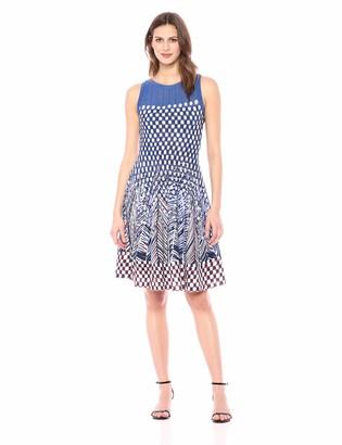 Nic+Zoe Women's Fiore Twirl Dress