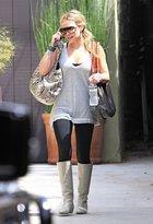 Python Hobo Bag - as seen on Hilary Duff