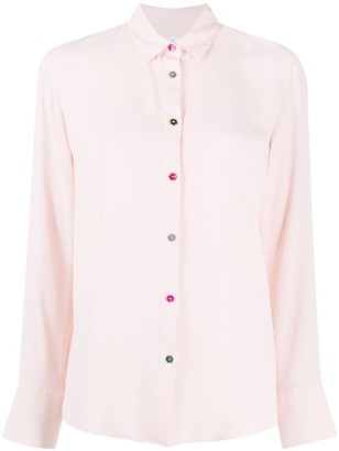 Paul Smith Tailored Contrasting Cuff Shirt