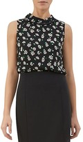 Hobbs London Francesca Floral Top