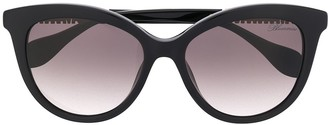 Blumarine Oversized Cat-Eye Sunglasses