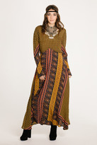 Raga On The Horizon Long Sleeve Maxi