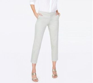 NYDJ Sateen Everyday Trouser Ankle Pants