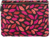 Diane von Furstenberg Lips Cosmetic Bags Trio