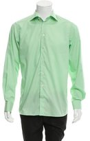 Eton Gingham Button-Up Shirt w/ Tags
