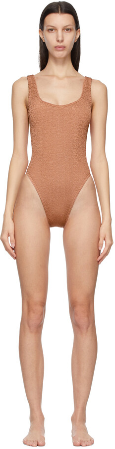 BOUND by Bond-Eye Pink 'The Madison' One-Piece Swimsuit