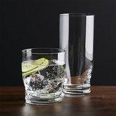Crate & Barrel Crosby Glasses