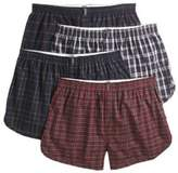Jockey Four-Pack Classic Tapered Boxers