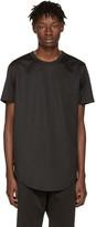 Pyer Moss Black Mesh Ryan T-shirt