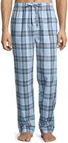 STAFFORD Stafford Woven Pajama Pants - Big & Tall