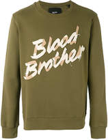 Blood Brother Patch sweatshirt