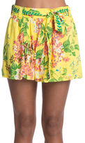 Plenty by Tracy Reese Floral Shorts
