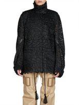 Sacai Leopard Lace Jacket
