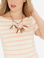The Limited Flower Drop Statement Necklace
