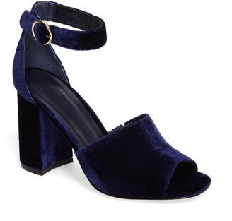 Joie Lahoma Block Heel Sandal