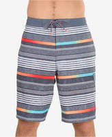 Speedo Men's Striped Swim Trunks