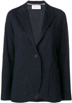 Harris Wharf London striped blazer