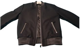 Surface to Air Black Wool Jackets