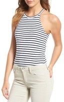 Splendid Women's Venice Stripe Bodysuit