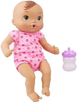 Hasbro Baby Alive Luv 'n Snuggle Brown Hair Baby