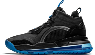 Jordan Aerospace 720 'Black Blue Fury' Shoes - Size 10
