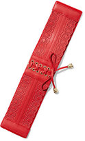 New York & Co. Perforated Corset Belt