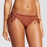 Xhilaration Women's Keyhole String Bikini Bottom