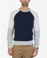 Nautica Men's Slim-Fit Colorblocked Sweatshirt