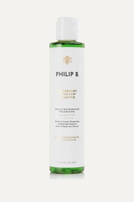 Philip B Peppermint Avocado Shampoo, 220ml - Colorless