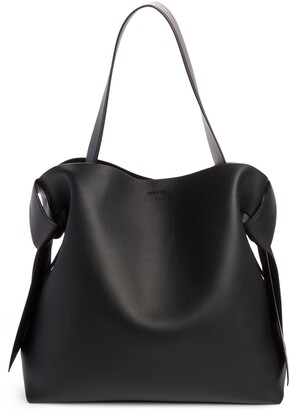 Acne Studios Midi Musubi Leather Bag