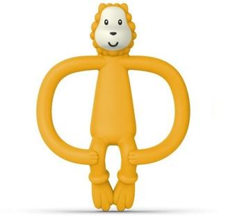 Matchstick Monkey Teether - Lion