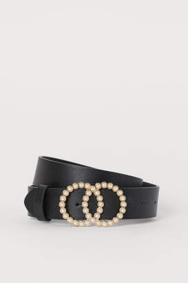 H&M Belt with beads