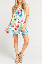 Show Me Your Mumu Lexington Mini Dress