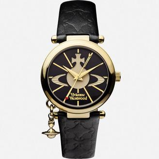 Vivienne Westwood Women's Orb II Watch - Black