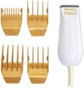 Wahl White & Gold Peanut Clipper & Trimmer