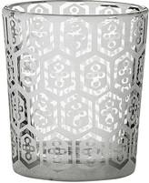 DAY Birger et Mikkelsen Carlia Glass Votive - Clear - 8x9.75cm