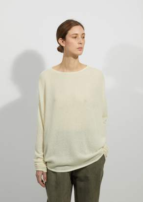 Dusan Cashmere & Silk Circle Sweater