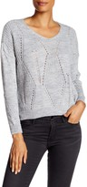 Luma Open Knit Sweater