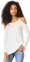 Ella Moss Mali Cold Shoulder Top
