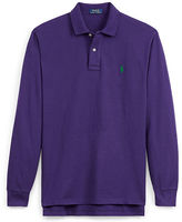 Polo Ralph Lauren Classic-Fit Cotton Mesh Polo