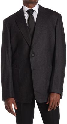 Thomas Pink Soft Shoulder Patch Pocket Jacket