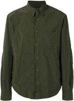 Aspesi silky buttoned shirt - men - Polyamide/Polyester - XXL