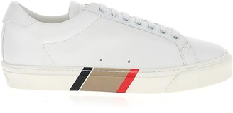 Burberry Bio-Based Lace-Up Sneakers