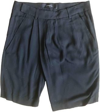 Thakoon Black Shorts for Women