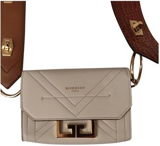 Givenchy GV3 White Leather Handbags