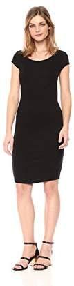 Armani Exchange Women's Elegant Stretch Party Dress