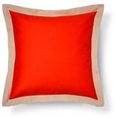 Mudhut Pillow Sham (Euro) Orange